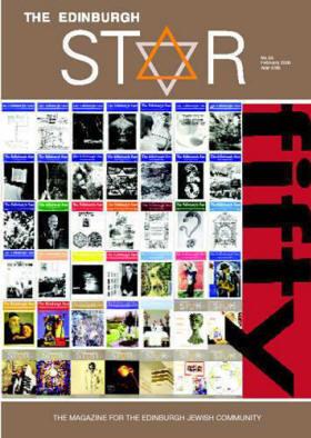 Ednburgh Star Magazine 50 Cover